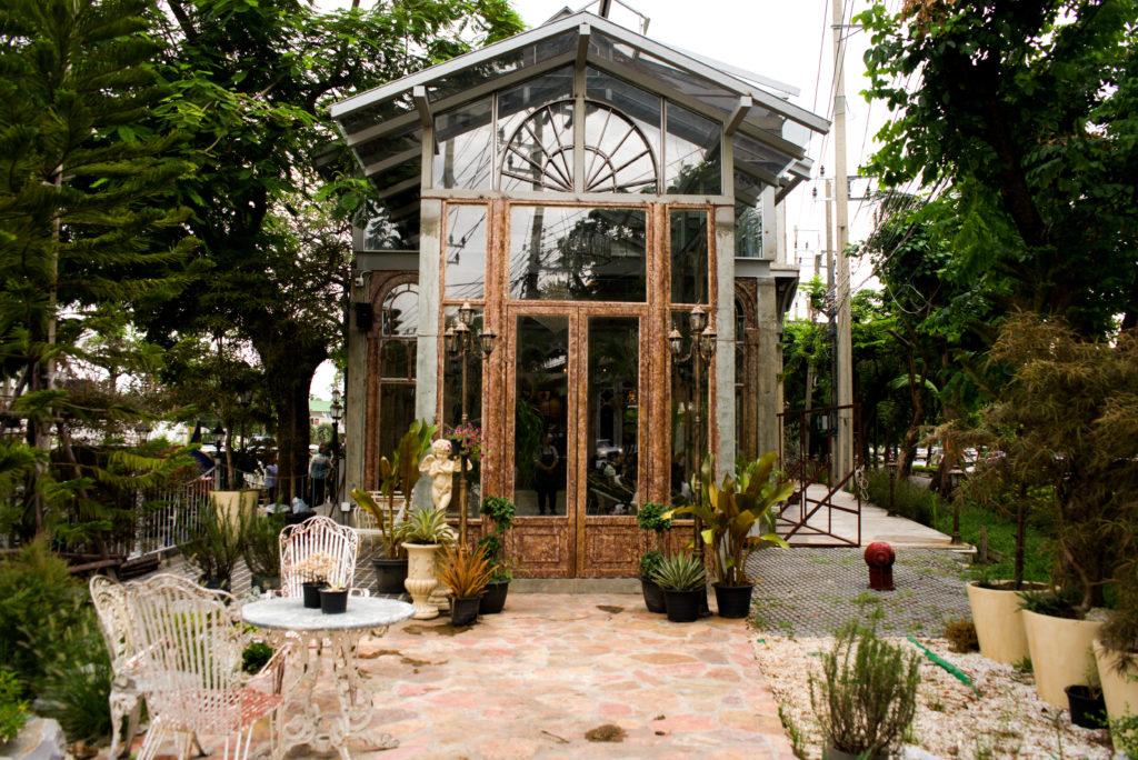 カフェ ガーデン ガーデン・カフェ